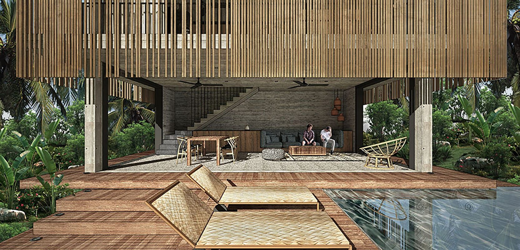 Pakaranmg Resort | AIM Architecture